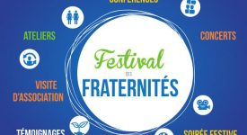 Tous au festival des Fraternités !