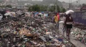 Après l'ouragan, Caritas se mobilise auprès des victimes d'Haïti