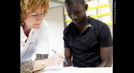 Tuteur de mineurs non accompagnés (MENA)  Une aide locale née d'un besoin international
