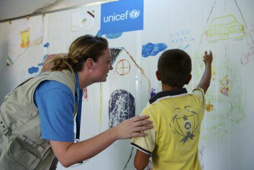 (c) UNICEF