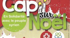 Cap sur Noël 2016 à Liège en solidarité avec le peuple syrien