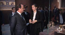 Le patrimoine syrien menacé pourrait être sauvegardé en France