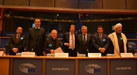 Irak: la réconciliation post-Daesh se prépare aussi à Bruxelles