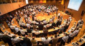 Les jésuites choisissent leur «gouvernement»
