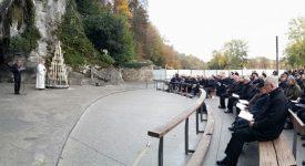 Les évêques de France en assemblée à Lourdes