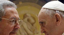 Les condoléances du pape François pour le décès de Fidel Castro