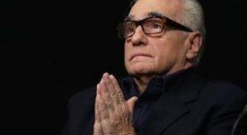 Martin Scorsese reçu par le Pape François