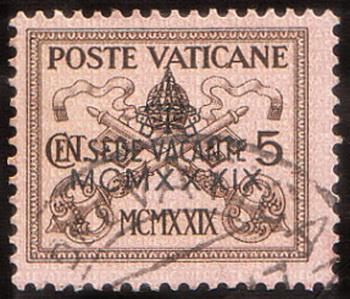 timbre vatican