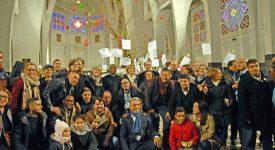 Molenbeek, 13 novembre: Des voix pour la paix