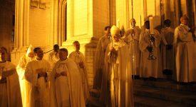 Echos des célébrations de clôture de l'année de la Miséricorde à Bruxelles