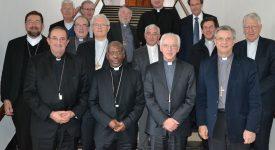 La Conférence épiscopale accueille le nouveau Nonce apostolique