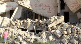 Syrie: Alep, ville martyre