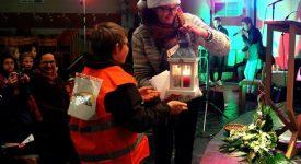 La Flamme de la Paix, partage et fraternité, de Bethléem à la Belgique