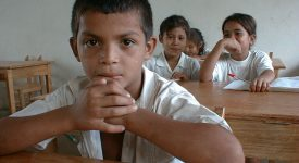 Honduras – Fréquenter l'école est risqué pour deux enfants sur trois