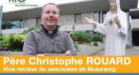Le vice-recteur des sanctuaires de Beauraing, ce soir sur KTO