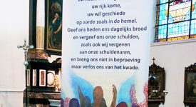 La Flandre prie un nouveau Notre Père