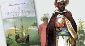 Livre: sur les traces des explorateurs belges