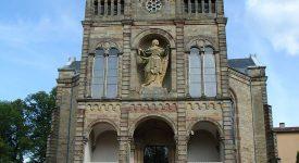 «La Basilique Notre-Dame de Bon Secours à Saint-Avold menacée de démolition !»