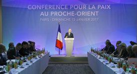 Conférence de Paris : Israël et Palestine toujours dos à dos