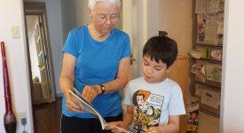 Transmission de la foi par les grands-parents