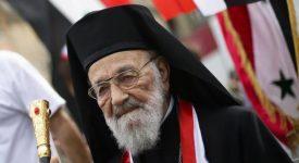Décès de Mgr Hilarion Capucci, héraut de la cause palestinienne