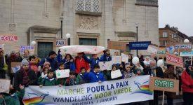 Bruxelles – «Investir dans l'éducation, c'est investir dans la paix!»