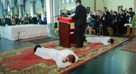 Stany et Gianpaolo ont été ordonnés diacres en vue du sacerdoce