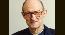 Décès de Mgr Paul Lanneau