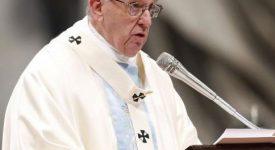 Jérusalem: le pape renouvelle son appel