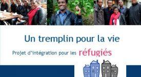 Réfugiés: présentation du projet un «Tremplin pour la vie»