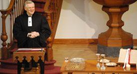 Liège: Rencontre avec Vincent Tonnon, pasteur protestant