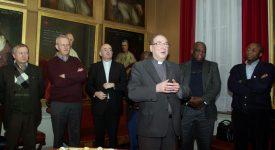 Pour Mgr Vancottem, 2017 sera »l'année des cathédrales»