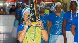 Brésil : La Vierge d'Aperecida, «reine» du carnaval de Sao Paulo