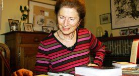 Colette Nys Mazure  «Je veux partager la saveur de la vie»