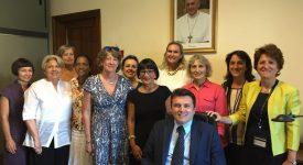 Vatican : la première association de femmes est née !
