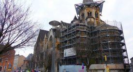 Liège: Feu vert pour la restauration de la collégiale Sainte-Croix