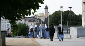 Les Fraternités monastiques de Jérusalem se retirent de Bruxelles