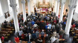 Ramillies : un lancement pastoral dans la joie et la simplicité