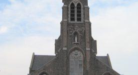 Messes radios depuis l'église d'Ans