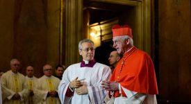 VIDEO – Le cardinal De Kesel dans «sa» paroisse romaine