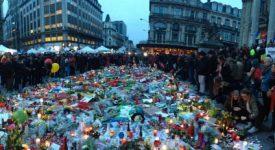 Veillée de prière en mémoire des attentats de Bruxelles