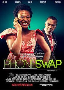 """""""Phone Swap"""", film nigérian de 2012, déjà primé"""