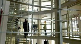 Visite à la prison d'Ittre