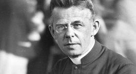 Hommage à Joseph Cardijn, fondateur de la JOC