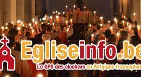 EgliseInfo.be: 1300 clochers en deux clics!