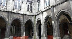 Liège: Les ossements du cloître de Saint Jean sont-ils ceux de Notger?