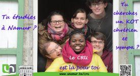 Namur: des kots chrétiens à partager