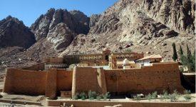 Egypte : une attaque jihadiste près du Monastère Ste Catherine