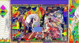 Une tapisserie monumentale à la cathédrale saints Michel et Gudule
