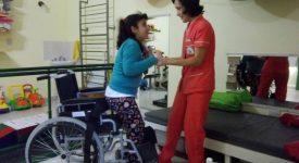 «Pequeños pasos» : Un centre pour jeunes enfants atteints d'un handicap en Argentine